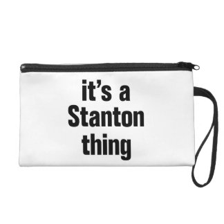 its a stanton thing wristlet clutches