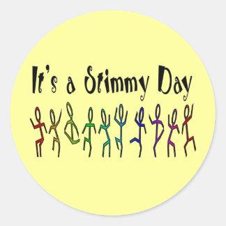 It's a Stimmy Day Stickers