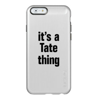 its a tate thing incipio feather® shine iPhone 6 case