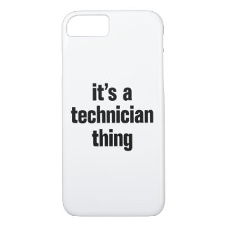its a technician thing iPhone 8/7 case