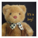 It's a Teddy Bear! Announcements
