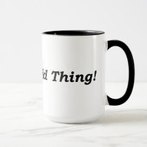 It's a Thyroid Thing! Customize Your Mug