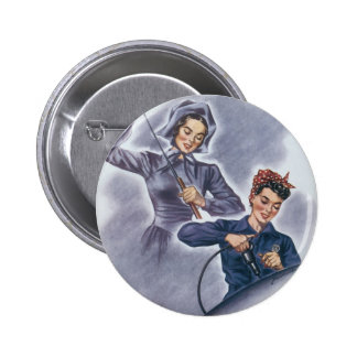It's a Tradition with Us, Mister! Pinback Buttons