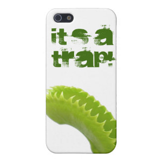 It's a trap! iPhone SE/5/5s case