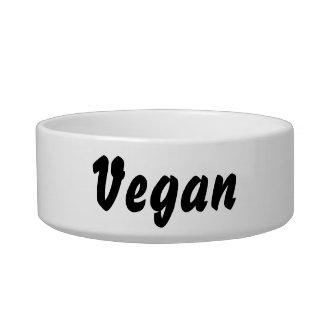 It's a vegan thing! bowl