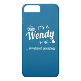 It's a Wendy thing iPhone 8 Plus/7 Plus Case