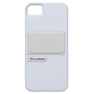 It's a Whale iPhone SE/5/5s Case