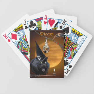 Its a Wiccan Game Deck of cards