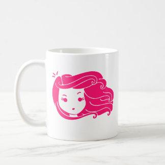 It's a windy day mug