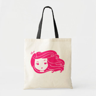It's a windy day tote bag
