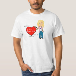 It's About Love T-Shirt