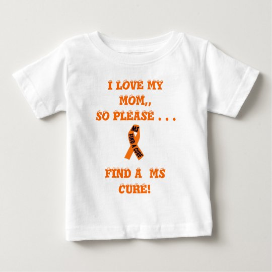 IT'S ABOUT MS, MY MOM, AND ME! BABY T-Shirt