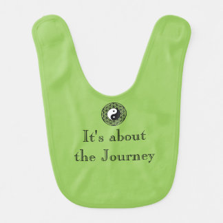 It's about the Journey Bib