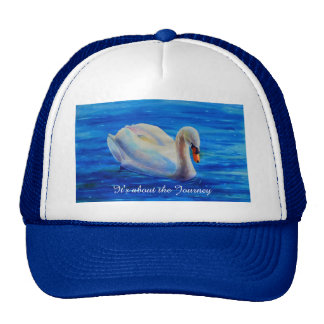 It's about the Journey Trucker Hat