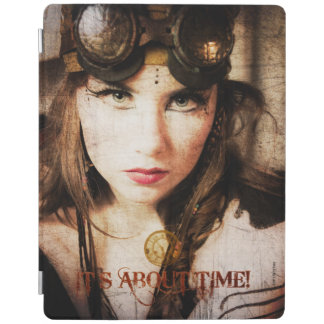 It's About Time! iPad Cover