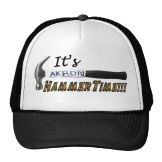 Its Akron Hammer Time Mesh Hat