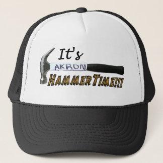 Its Akron Hammer Time Trucker Hat