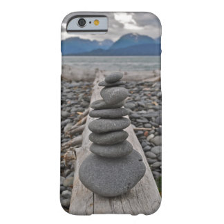 It's all about balance.  Homer, Alaska Barely There iPhone 6 Case
