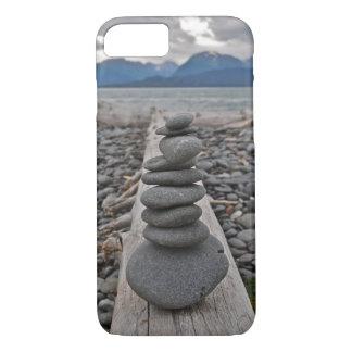 It's all about balance. Homer, Alaska iPhone 8/7 Case