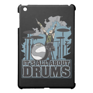 Its All About Drums Case for iPad Mini iPad Mini Case