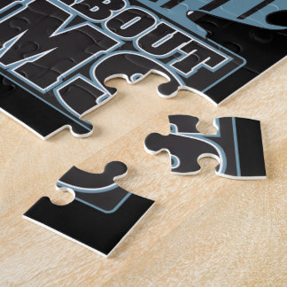 It's All About Drums Jigsaw Puzzle