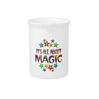 It's All About Magic Pitcher
