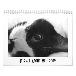 It's All About Me -  2009 Calendar