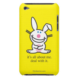 It's All About Me Barely There iPod Covers