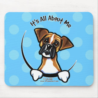 Its All About Me :: Boxer Mouse Pad