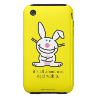 It's All About Me Tough iPhone 3 Covers