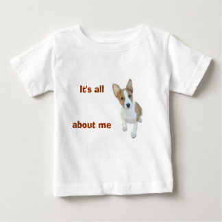 It's all about me infant tee