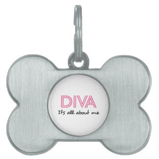 ITS ALL ABOUT ME PET ID TAGS