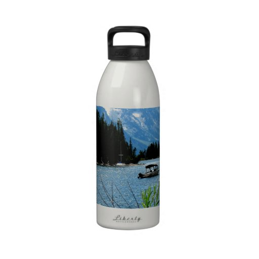 Its all about nature (group 2) water bottle