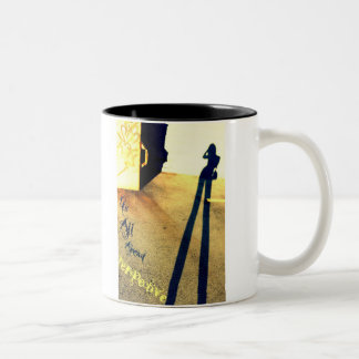 It's All About Perspective Two-Tone Coffee Mug