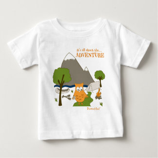 It's All About the Adventure Baby T-Shirt
