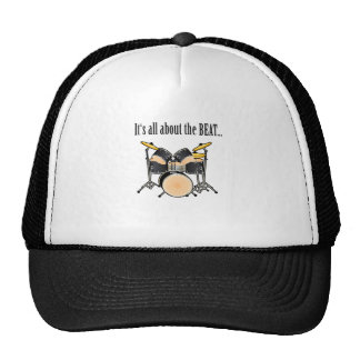 It's All About The Beat Trucker Hat