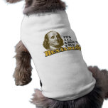 It's All About the Benjamins Doggie Tee