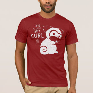 It's All About the Curl (Vintage Look) T-Shirt