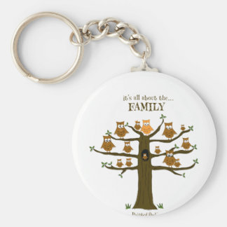 It's All About the Family Key Chains