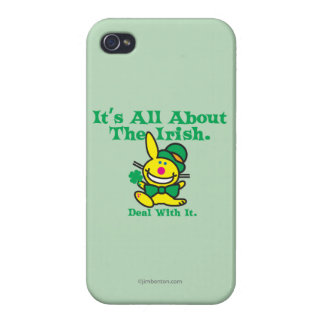 It's All About The Irish Case For iPhone 4