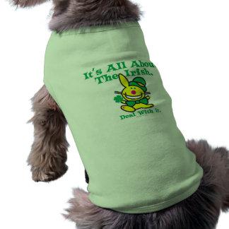 It's All About The Irish Dog Shirt