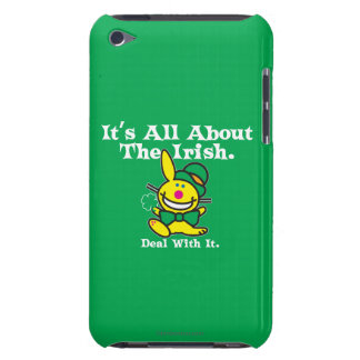It's All About The Irish (green) iPod Case-Mate Case
