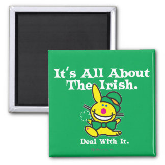 It's All About The Irish (green) Magnets
