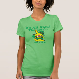 It's All About The Irish Shirts