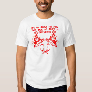 It's ALL About The Pain T-Shirt