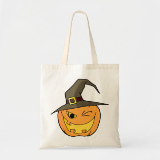 It's All About The Pumpkin Halloween Tote Bag