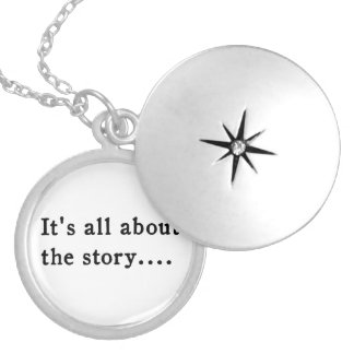 It's All About The Story Locket