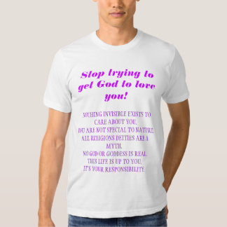 IT'S ALL ABOUT YOU! T SHIRT