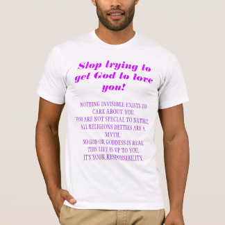 IT'S ALL ABOUT YOU! T-Shirt