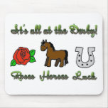 It's all at the Derby!  RHL Mousepad